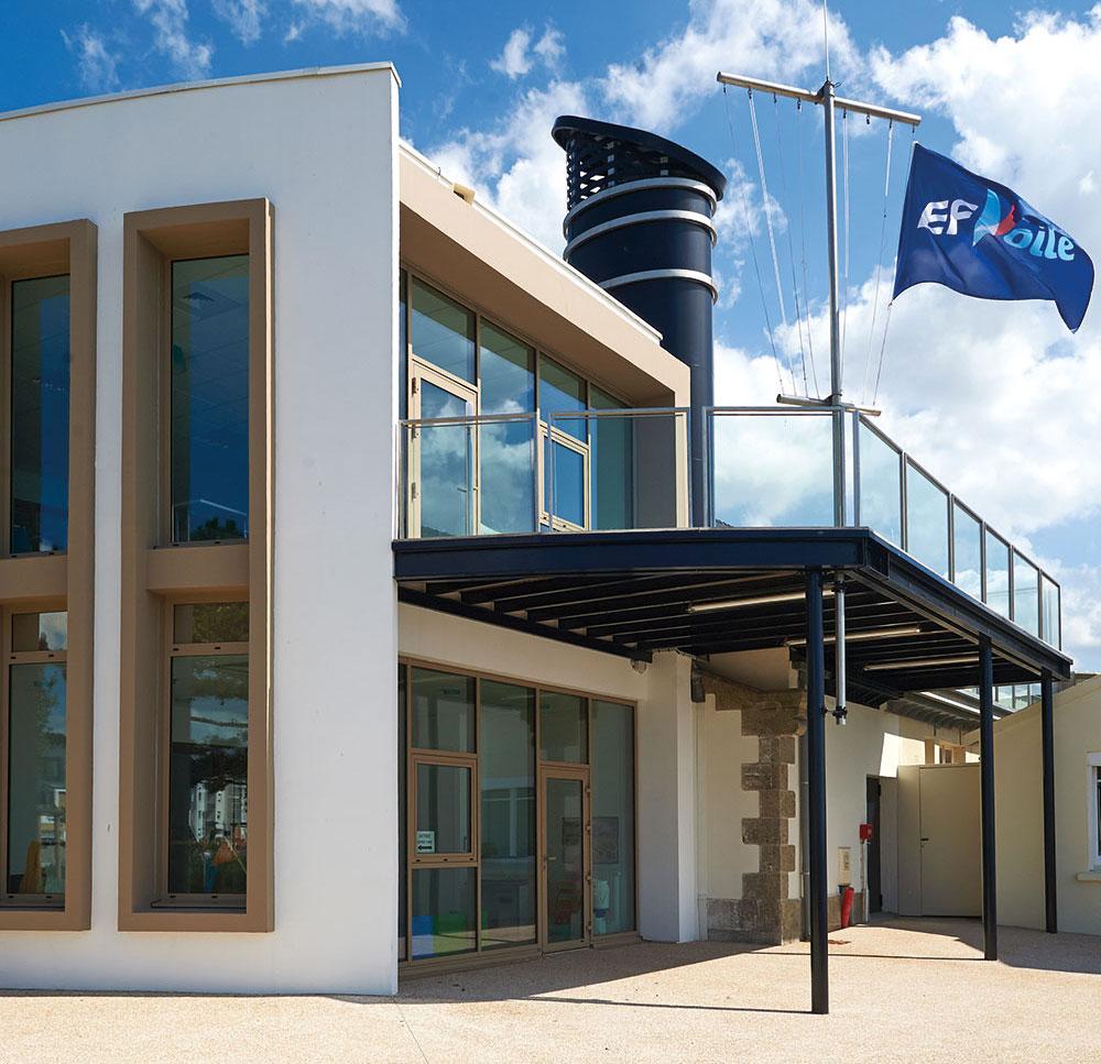 Centre nautique de Concarneau