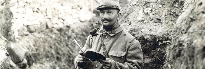La Grande Guerre en Finistère