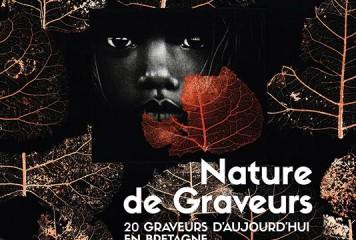 Nature de graveurs au Musée départemental breton