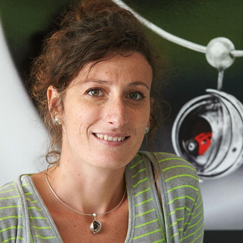Annaëlle Monnot, artisan bijoutier