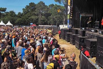 Rétrospective des festivals de l'été 2015
