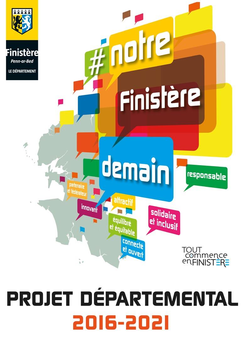 Un Projet départemental 2016-2021