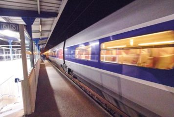 Train: Bretagne à grande vitesse