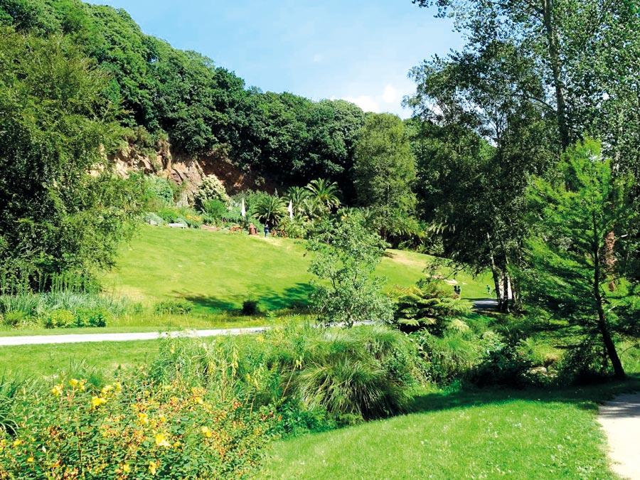 Jardin-conservatoire