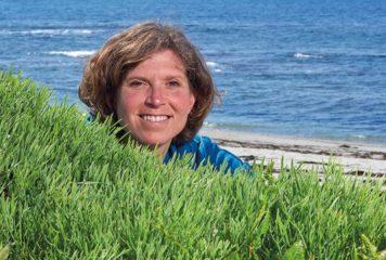 Julie Gerecht, ambassadrice Tout commence en Finistère