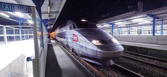 La LGV arrive dans le Finistère