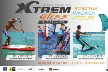 Xtrem gliss festival à Crozon-Morgat Finistère, terre de glisse